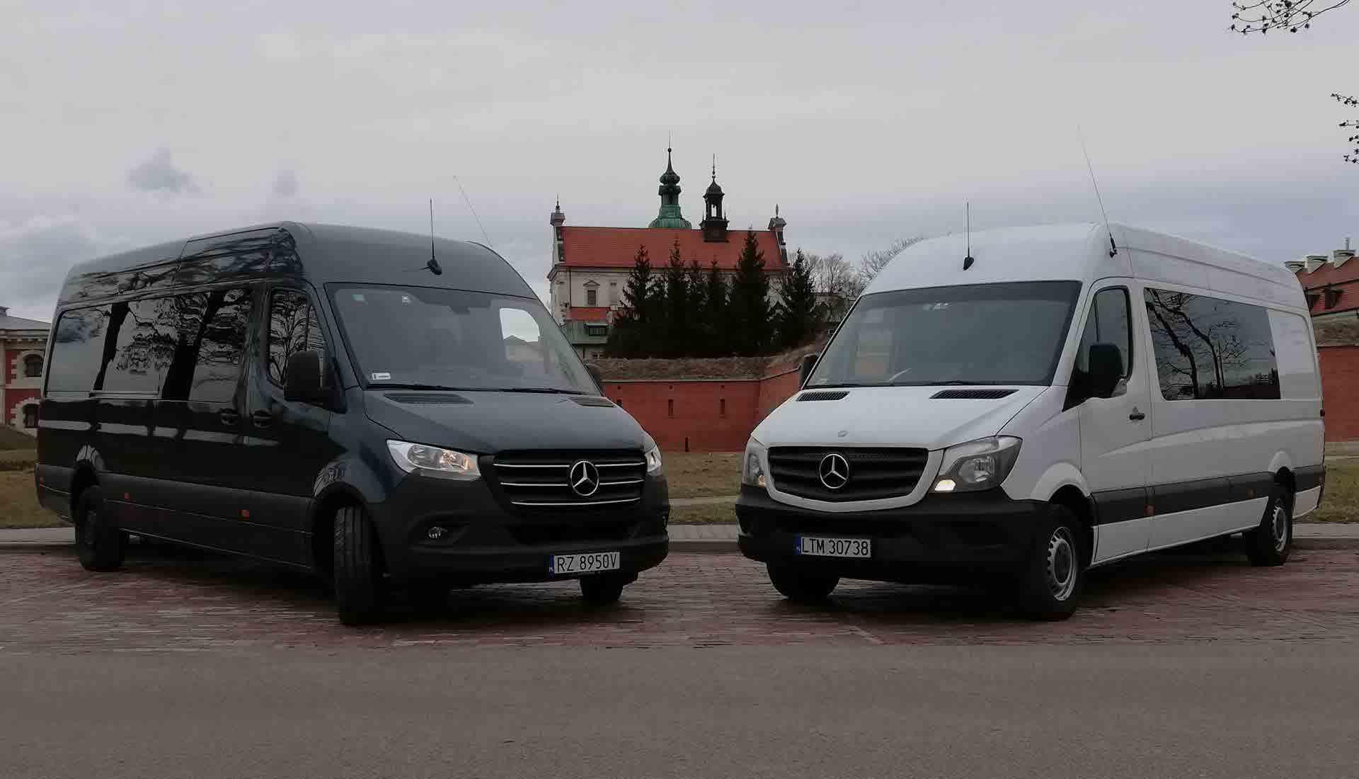 Bardzo dobra Przewóz osób Szwajcaria, Polska, Niemcy - Darecki Bus AC51